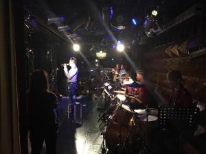 20161023京橋ベロニカ Red Matadors ハワイアン&J-POPライブ