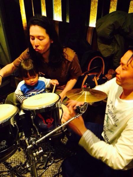 Kackey@dabigtree, Nawa and My son